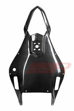 2006 06 Yamaha R6 Rear Tail Undertray Cover Taillight Fairing Twill Carbon Fiber