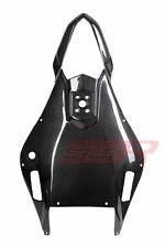 2006 06 Yamaha R6 Rear Tail Undertray Cover Taillight Fairing Twill Carbon Fiber