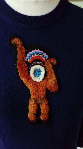 Paul Round Cashmere Smith m Monkey Jumper 100 Neck sweater Mainline Women's 1q61rf