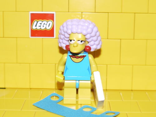 Lego Simpsons Series 2 Selma NEW No Packet
