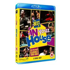 WWE : The Best Of In Your House (2 Discs) - The Undertaker, Kane - New Blu-Ray
