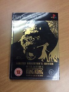 Peter Jackson039s King Kong For Sony PlayStation 2  Steelbook Edition - <span itemprop=availableAtOrFrom>Tonbridge, United Kingdom</span> - Returns accepted Most purchases from business sellers are protected by the Consumer Contract Regulations 2013 which give you the right to cancel the purchase within 14 days after the da - Tonbridge, United Kingdom