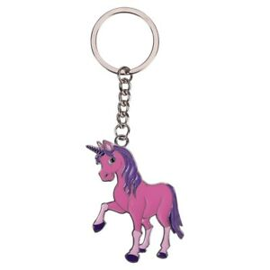 Image is loading Fashion-Cute-Rainbow-Unicorn-Keychain-Women-Bag-Charm- 59b1ab6940