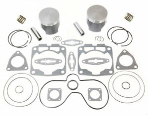 2000-2005-Polaris-600-XC-SP-SPI-Pistons-Bearings-Gaskets-Top-End-Rebuild-Kit-Std