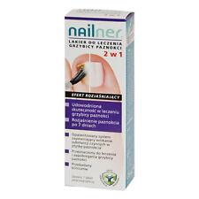 NAILNER 5 ml reparación Cepillo 2w1-Uñas hongo anti hongos grzybica paznokci