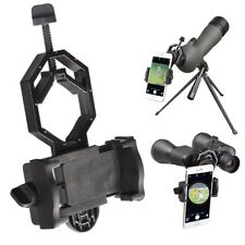 Universal Telescope Phone Adapter Mount Holder Microscope Binocular Monocular