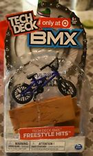 Tech Deck Bmx Freestyle Hits Finger Bike Sunday Series 4 For Sale Online Ebay