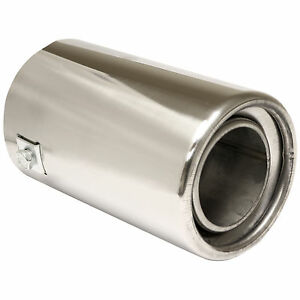 CHROME EXHAUST TAILPIPE TIP TRIM END FINISHER MG TF MGF