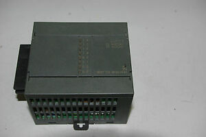 SIEMENS-EM223-6ES7-2231BF00-0XA0-Expansion-Module-4-In-4Out-Excellent-Cond
