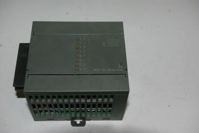 SIEMENS EM223 - 6ES7-2231BF00-0XA0 Expansion Module - 4 In 4Out - Excellent Cond
