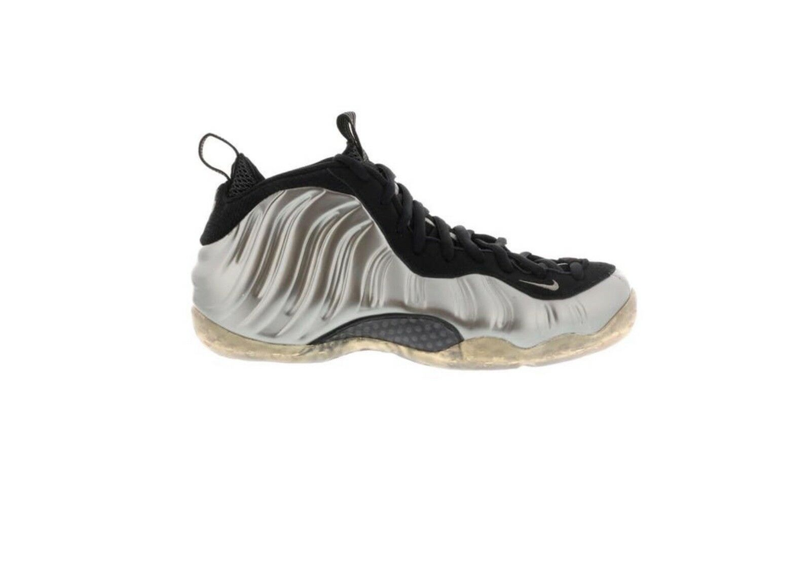Nike Air 10 Foamposite One Pewter SIZE 10 Air DS nueva temporada 100% auténtico despacho venta dc0082