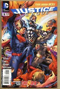 Justice-League-9-2012-nm-9-4-STANDARD-cover-Jim-Lee-Shazam-Captain-Marvel