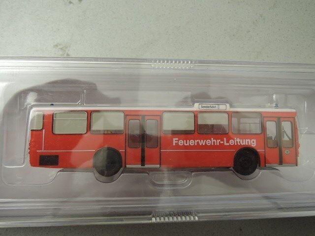 Brekina 50703 MB 0305 citybus vigili del fuoco Amburgo PC OVP raccolta risoluzione (1)