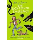 The Eighteenth Emergency by Betsy Byars (Paperback, 2015)