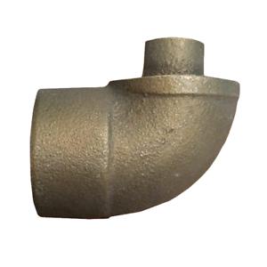 "2/"" x 3//4/"" inch 90° Degree Cast Copper Elbow C x C Fitting"