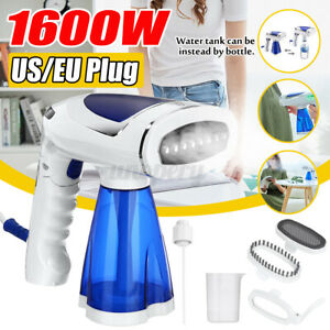 Iron-Heat-Clothes-Garment-Portable-Steamer-Steam-Cleaner-Brush-Travel