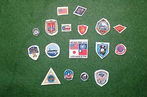 1/6 Bleu Marine Us Tom Cruise Maverick Top Gun Pilote Veste Patch Set Lot Produits De Qualité Selon La Qualité