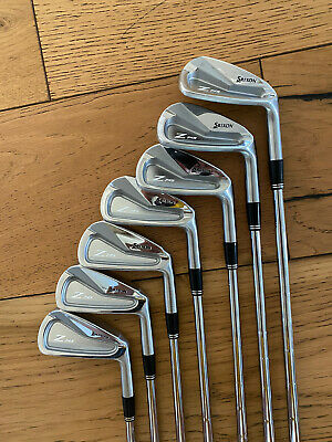 Srixon Z745 irons, 4-PW, Forged, KBS Tour Stiff, great condition  | eBay