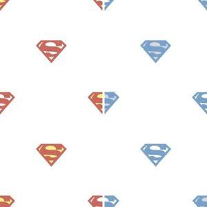 Image is loading GALERIE-OFFICIAL-SUPERMAN-LOGO-PATTERN-SUPERHERO-DC-COMICS-