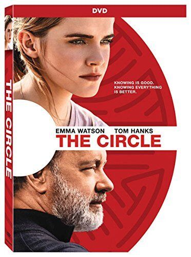 The Circle DVD  Free shipping