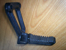 USED GENUINE DUCATI 750 / 900SS R/H REAR FOOTREST & HANGER