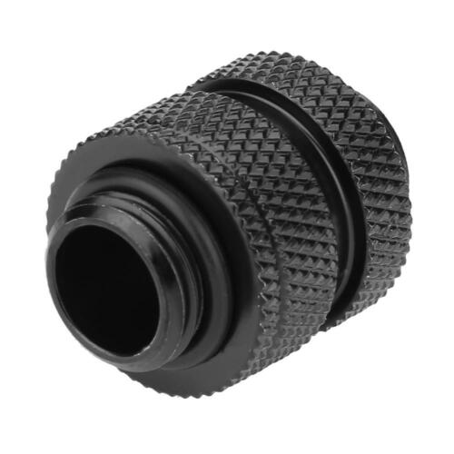 16mm Dual G1//4 External Thread Expansion Connector for PC Water Cooling System