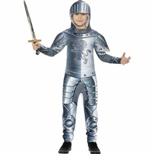 Kinder Kostüm Ritter Rüstung Karneval Fasching Smi