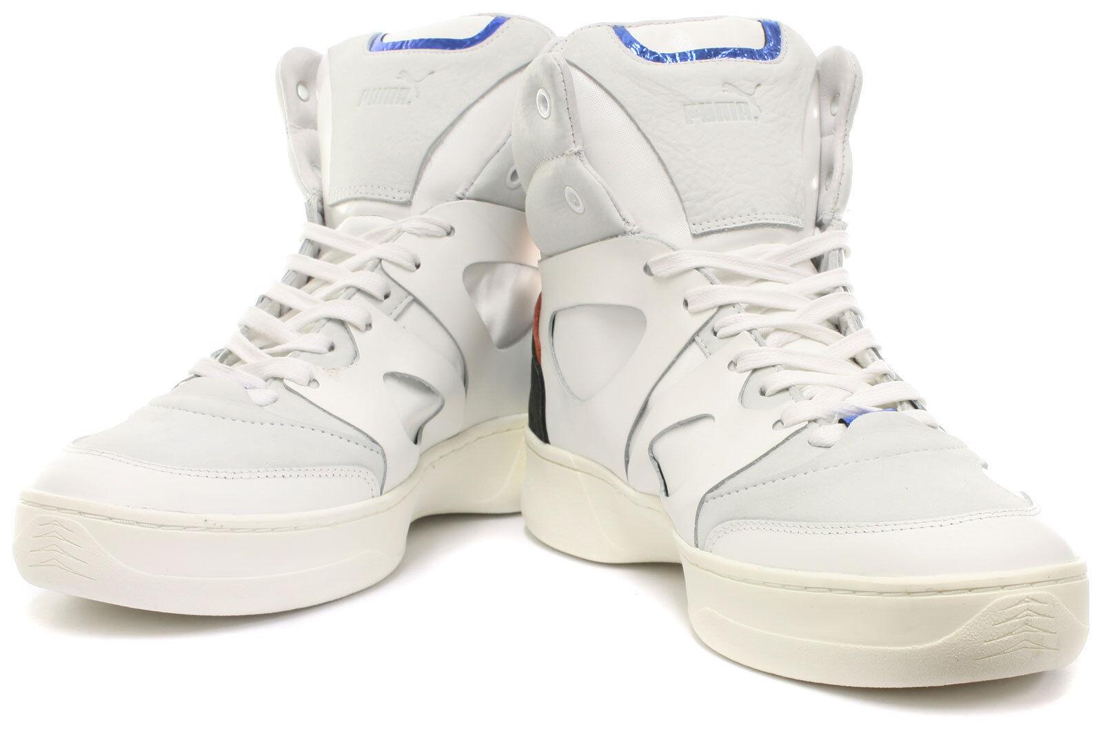Puma Men's Alexander McQueen Move MID Fashion scarpe da ginnastica 358929-01 Made in