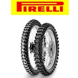 Pirelli-MX-32-Mid-Soft-Motocross-Tyres-Pair-21-034-Front-19-034-110-Rear-250-450