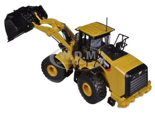 Excelente Tonkin Replicas 1 50 Diecast Cat Caterpillar 966K XE Cochegador de rueda TR10009