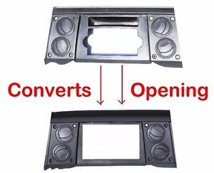 s l300 2006 07 jeep commander radio double din dash install kit bezel w jeep commander wiring harness at gsmx.co