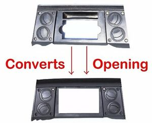 s l300 2006 07 jeep commander radio double din dash install kit bezel w jeep commander wiring harness at couponss.co