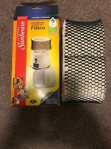 Details about GENUINE Sunbeam Cool Mist Humidifier Filter SWF62, & MANY Holmes Models, NEW!