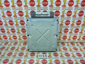 2004-04-FORD-EXCURSION-5-4L-ENGINE-COMPUTER-MODULE-ECU-ECM-4C7A-12A650-HC-OEM