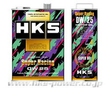 HKS Super Racing Engine Oil 10W-45 4L 52001-AK075