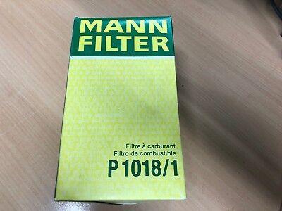 Kraftstofffilter MANN P 1018//1