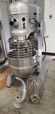 Hobart H600 60 Quart Mixer With Bowl Bowl Guard Hook Amp Whisk 3 Phase