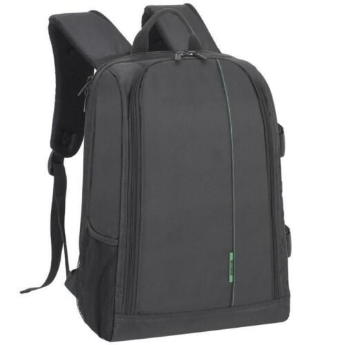 Riva 7490 Backpack Zaino Bag Borsa Nero per Canon EOS 5d Mark IV