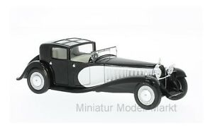 221-Whitebox-Bugatti-Type-41-Royale-noir-argent-1928-1-43