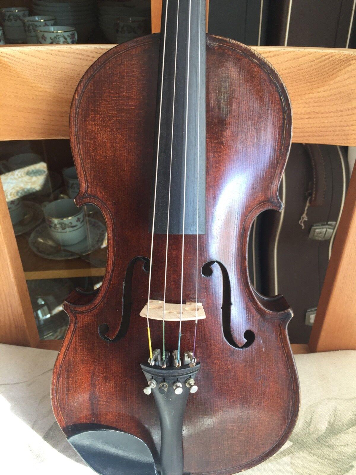 Violino 4 4 produzione fine '800
