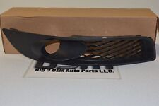 2006-2009 Chevrolet Impala SS RH Passenger Black Fog Lamp Bezel new OEM 10339895