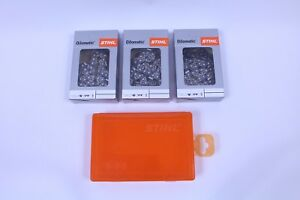 3686 000 0067 /% /% /% STIHL Sägekette Rapid Micro 325 1,6-40cm