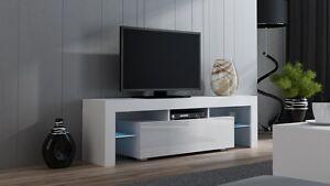 Mobile Tv Moderno Led : Moderno mobile porta tv cm multicolore iluminazione a led ebay