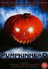 PUMPKINHEAD Movie POSTER 27x40 UK Lance Henriksen John DiAquino Kerry Remsen
