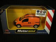 1/43 Fiat Fiorino 2007 Furgone Van Motorama Die Cast