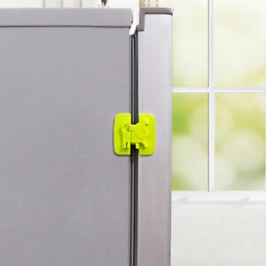 New-Kids-Child-Baby-Pet-Proof-Door-Cupboard-Fridge-Cabinet-Drawer-Safety-Lock-SE
