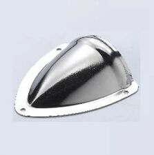 Clam Vents Stainless Steel 316 Mirror Finish No Rusting 2 x 45mm x 43mm Midget