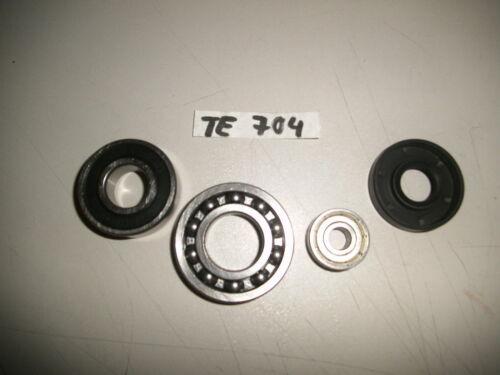 Kugellagersatz Getriebe und Motor für Hilti TE 704 !!!!
