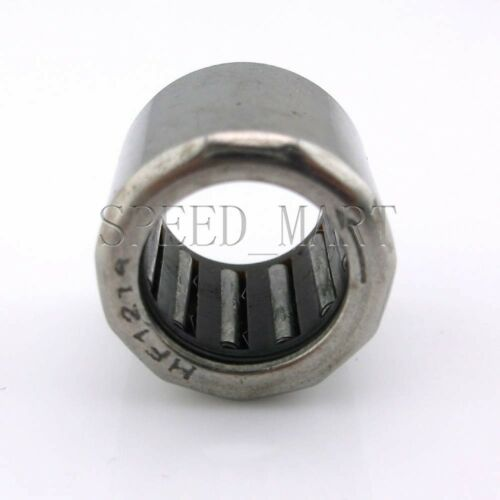 10pcs HF0608 One Way Clutch Miniature Needle Roller Bearing 6mm*10mm*8mm