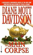 The Main Corpse (Goldy Culinary Mysteries, Book 6), Diane Mott Davidson, 0553574